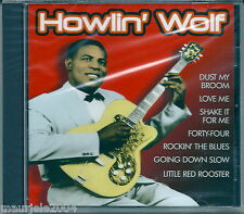 Howlin' Wolf. Forever Gold (2003) CD NUOVO Rockin' the blues. Howlin' for my dar