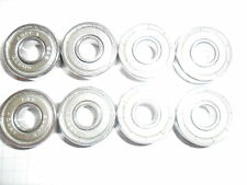 SAVE £££'S ON LONGBOARD OR SKATEBOARD ABEC 5/7/9/11 BEARINGS FREE STICKER