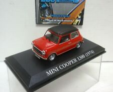 MINI COOPER 1300 1/43 IXO ALTAYA