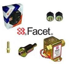 FACET ELECTRIC CUBE FUEL PUMP 40107 (7-10 PSI) + FACET WORKS BOX SET