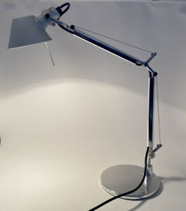 Tolomeo Micro Lamp Artemide Made in Italy Mid Century Modern Style Architects
