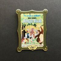 12 Months of Magic - Movie Poster - Jungle Book Disney Pin 11459