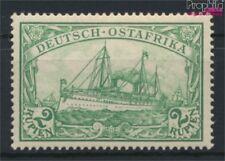 Allemand-Afrique orientale 20 avec charnière 1901 Expédier Imperial  (9119898