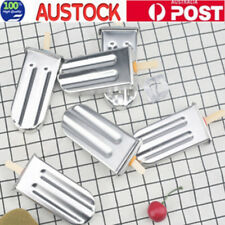6 Mould Stainless Steel Ice Cream Pop Lolly Popsicle With Stick Holder AU