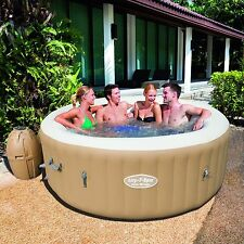 Lay Z Spa 2017 Palm Springs Gonflable Portable Hot Tub Jacuzzi 4-6 personne