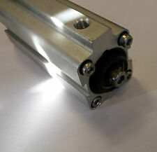 Festo ADV-32-80-A Standard Pneumatic Air Ram Cylinder - Double Acting 19313