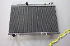 Radiator-1 Row Plastic Tank Aluminum Core CSF 2929