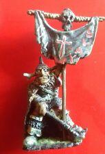 RR8 Golfags Golgfag's ogre Regiment of Mercenary Ogres citadel standard bearer