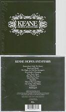 CD--KEANE -- --- HOPES & FEARS