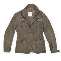 G STAR RAW Damen Jacke M 38 Kordjacke ARMY BLAZER SHIRT Woman Jacket TOP