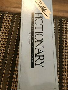 Bible Pictionary 1987 First Edition Replacement Parts  You pick