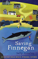 """AS NEW"" Saving Finnegan, Grindley, Sally, Book"