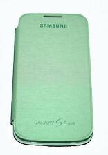 GENUINE FLIP PREMIUM CASE/COVER FOR SAMSUNG GALAXY S4 MINI - GREEN - BRAND NEW