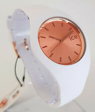 Ice-Watch Chic White Rosè-Gold ICE.CC.WRG.U.S.15 Medium Damenuhr Uhr neu 192