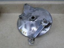 Suzuki 380 GT GT380 Used Rear Wheel Brake Plate 1975 SB70