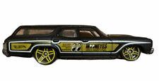 "Hot Wheels - Black '70 Chevelle SS Wagon ""Mooneyes"""