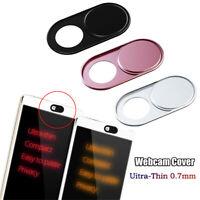 Protect Metal Webcam Cover Shutter for Laptop Tablet Phone Camera Slider
