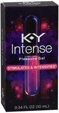 KY Intense Pleasure Gel, Stimulates and Intensifies, 0.34 Fl Oz