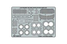 TAMIYA 12607 1/24 Peugeot 307 WRC Photo-Etched Parts Set