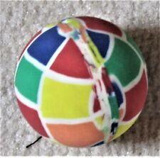 Spielzeug & Modellbau (Posten) Spielzeug Bälle Ball Springball ca 63 mm Beach Soccer Ball Bunt Softball Knautschball