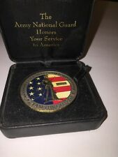 Challenge Coin Army National Guard   - Item 0029