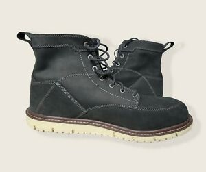 "Keen 1023206 - Men's San Jose 6"" Boot (Soft Toe) - Black Size 13D"