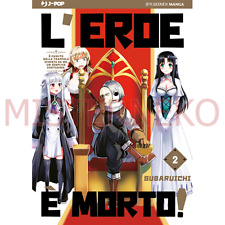 Manga - L'Eroe è Morto 2 - J-Pop