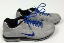 official photos e1cd5 09b9d Nike Air Max R4 men s size 12 Wolf Gray Royal Blue low top athletic shoes