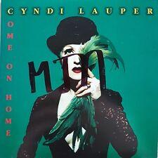 * PHOTOS* Cyndi Lauper – Come On Home / Hey Now 661429 1 [ CD SINGLE RARE!! ]