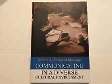 Communicating in a Diverse Cultural Environment (Paperback) Very Good