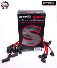 PowerTEC Sport Ignition HT Lead Set Ford Capri Granada Sierra Scorpio 2.3-3.0 v6