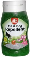 Get Off 240g, Cat & Dog Repellent, garden stops fouling, repel jelly crystals