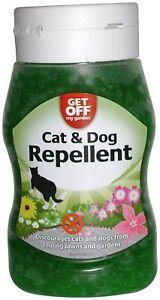 Get off 240g, Chat & Chien Répulsif, Jardin Stoppeurs Pollution, Repousser Gelée