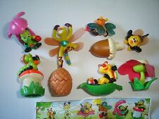 KINDER SURPRISE SET - BUGS IN THE MEADOW EUROPE - FIGURES TOYS COLLECTIBLES