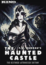 The Haunted Castle (DVD, 2009) Kino Restored Edition FW Murnau