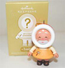 Hallmark 2011 Toymaker Santa Frosty Friends Mystery  Ornament