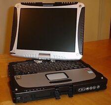 PANASONIC TOUGHBOOK CF-18 CF18 1,5GB RAM -60Go Harddisk 1,2GHZ Touchscreen XP