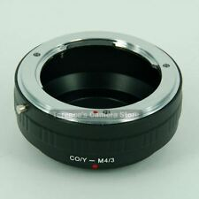 Contax CY C/Y Yachica Lens To Micro M 4/3 M43 Adapter