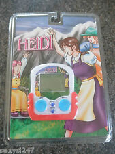 Heidi lcd handheld game 1980s new old stock rare sealed rétro tabletop