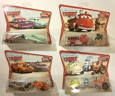 Disney Pixar Cars - Original Desert Series 1 - Complete set of Movie Moments HTF