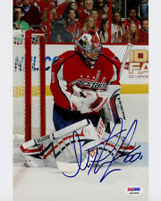 Jose Theodore SIGNED 8x10 Photo Washington Capitals ITP PSA/DNA AUTOGRAPHED