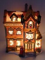 Grandeur Noel Victorian Village Post Office USPS Christmas 1999 Replacement