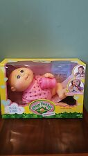 Cabbage Patch Kids  Drink & Wet Newborn Doll NEW