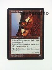 SHIFTING WALL - MAGIC THE GATHERING KARTE - STRONGHOLD - ENGLISCH ENGLISH - 1998