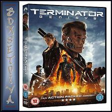 TERMINATOR GENISYS - Arnold Schwarzenegger *BRAND NEW DVD