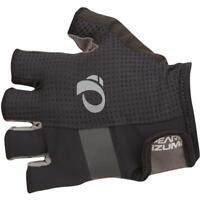 Pearl Izumi Elite Gel Short Finger Gloves 14141601 BLACK Sizes S M L XL XXL