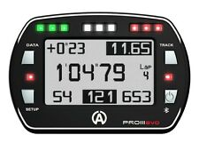 ALFANO PRO III EVO  w/ RPM & MAGNETIC LAP TIMER - A1020 - GO KART RACING