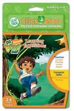 Leapfrog Click Start Go Diego Go Learning Expeditions