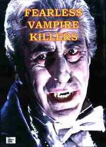 Fearless Vampire Killers - 1967 Horror - Jack MacGowran, Roman Polanski - DVD