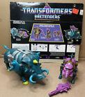 Transformers G1 Pretender Beast Snarler 100% Complete W Instructions